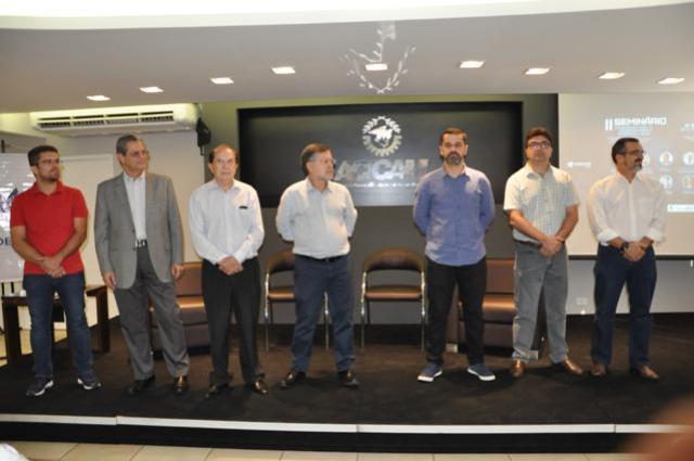 Alto nível de palestra e painéis  marcou seminário do Codecam