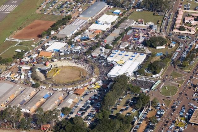 Campo Mourão licita em março a concessão do Parque de Exposição