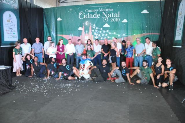 Campo Mourão - Cidade Natal realizou 189.700 atendimentos