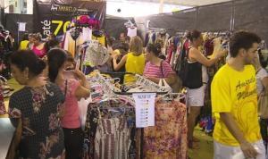 Expectativa de boas vendas no 22º Feirão Queima de Estoque em Campo Mourão
