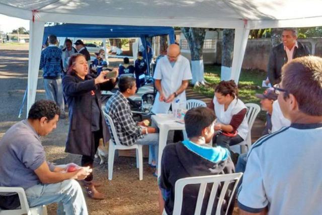 Feira da Saúde será realizada sábado no Cohapar em Campo Mourão
