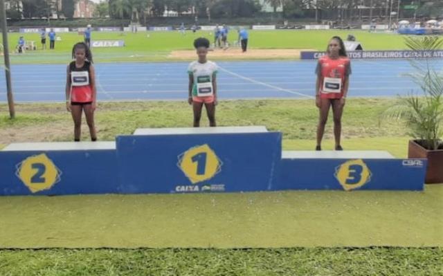 Atletismo de Campo Mourão volta de Porto Alegre com dois títulos nacionais e uma medalha de bronze