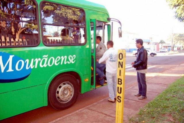 Marcada concorrência pública do transporte coletivo urbano em Campo Mourão