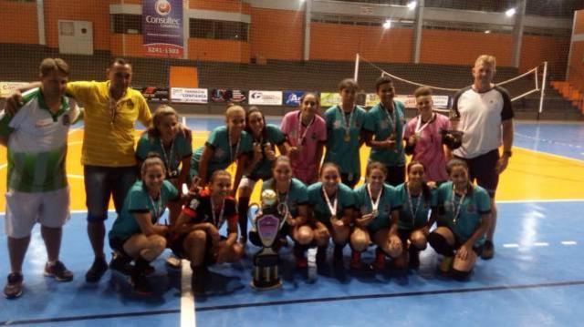 Divulgada programação para a 2ª etapa da Copa Feras de Futsal