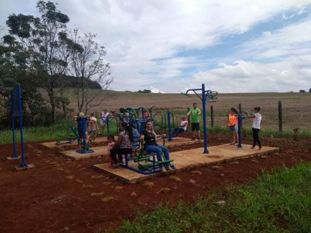 Programa academia da saúde percorre bairros e comunidades rurais de Roncador