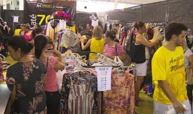 Câmara de Dirigentes Lojistas realiza o 23º Feirão Queima de Estoque do Comércio de Campo Mourão