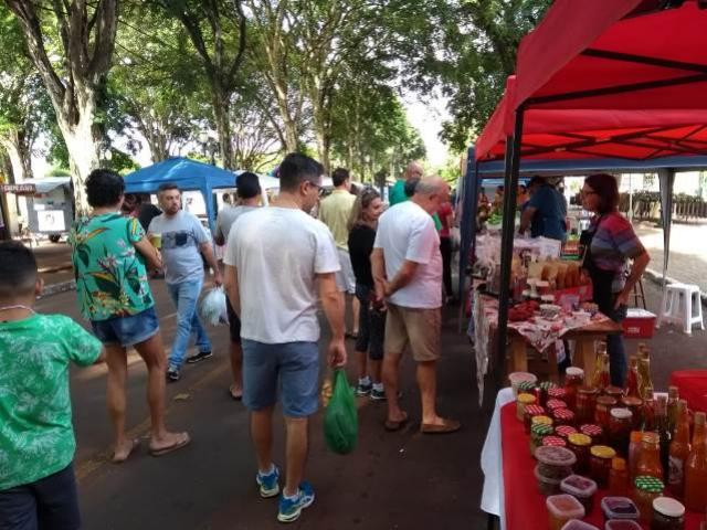 Várias atrações na Feira da Economia Criativa neste domingo, 25, em Campo Mourão