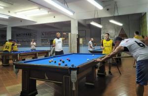 Jogos Interclubes prosseguem em Campo Mourão