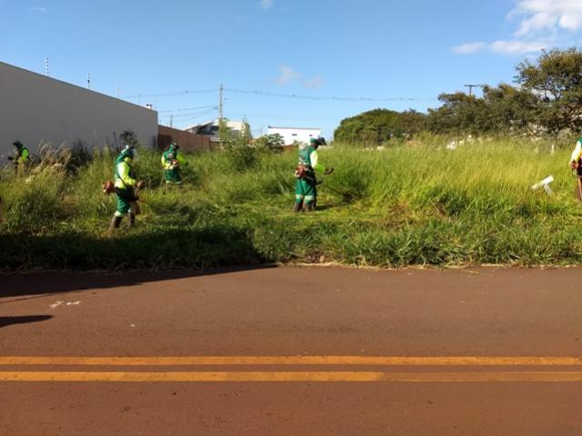 SEAMA notificou 100% da cidade sobre falta de limpeza em imóveis