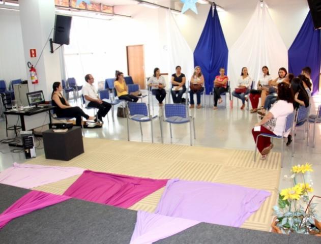 Biblioteca em Movimento promoveu Workshop