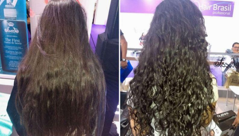 Progressiva ao contrário: produto promete dar cachos a qualquer cabelo por até 1 mês