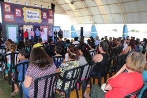 Apresentações culturais conscientizam sobre o combate ao trabalho infantil em C.Mourão