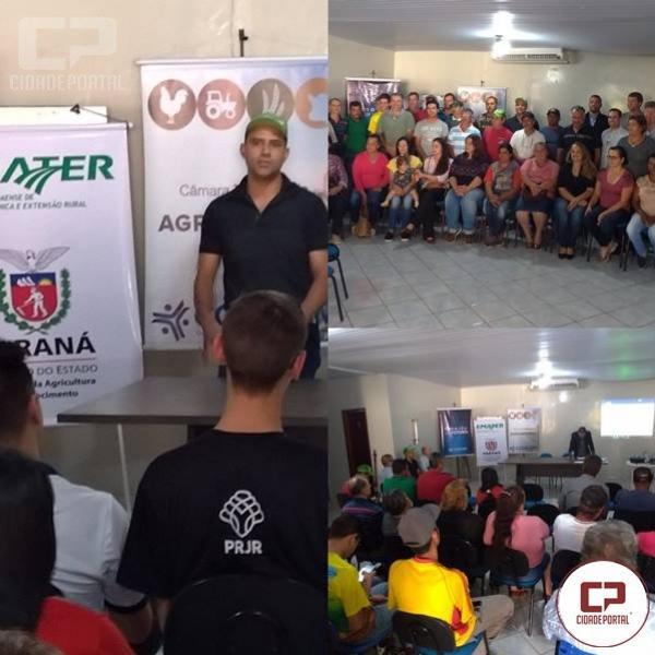 Cooperativa dos agricultores familiares é constituída em Campo Mourão