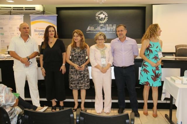 Profissionais de odontologia participam de workshop de biossegurança em Campo Mourão