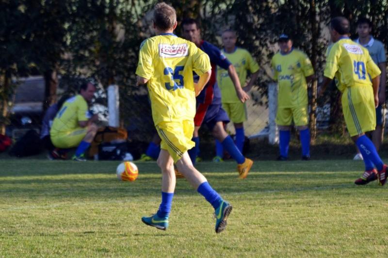 34 gols no futebol suíço dos Jogos Interclubes de Campo Mourão