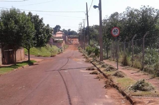 Roçadas e limpeza de áreas no entorno de APPs nos bairros
