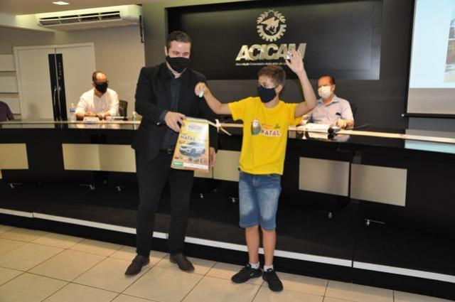 Acicam sorteou sete prêmios entre empresas participantes