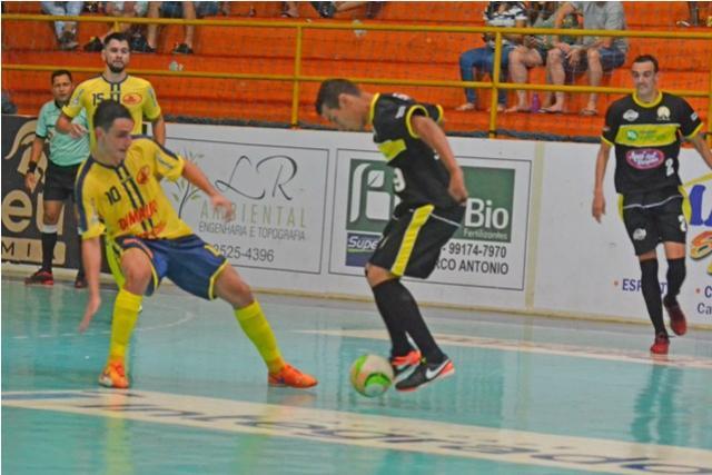 Série Bronze do Futsal Mourãoense inicia nesta segunda-feira, 25