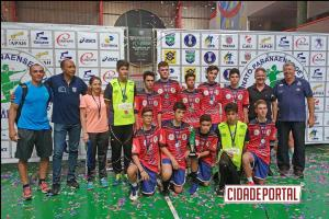 Handebol Mourãoense disputou Copa Paraná em Cascavel