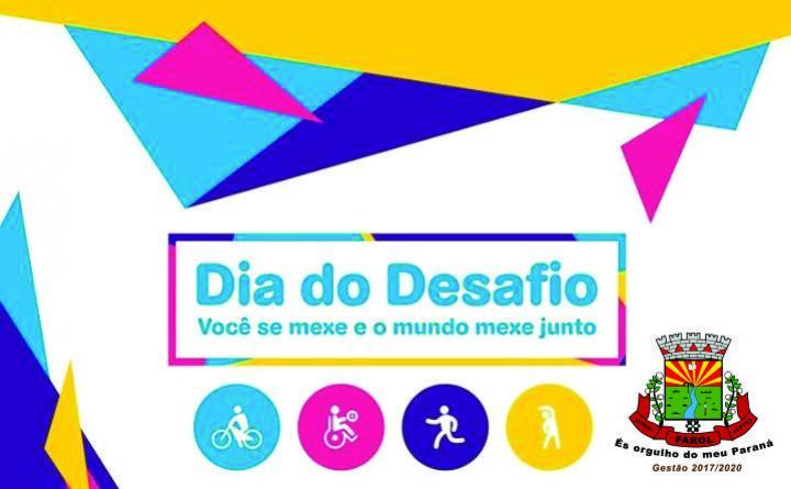 Prefeitura de Farol convoca população para participar do Dia do Desafio 2017