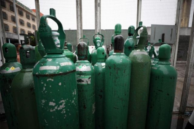 Comcam lança campanha de empréstimos de cilindros de oxigênio para tratamento da Covid