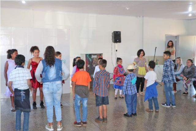 Reforma do SCFV Primavera é entregue à comunidade de C. Mourão