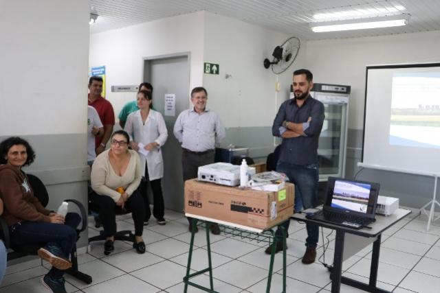 Eletrocardiogramas vão agilizar diagnósticos nas Unidades de Saúde em C. Mourão