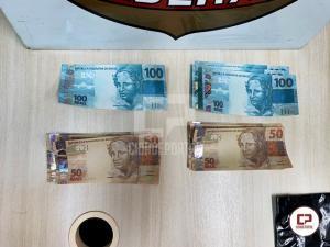 Polícia Federal prende dois homens pelo crime de moeda falsa em Campo Mourão