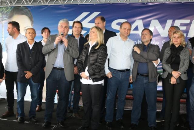 Governadora Cida Borghetti anuncia R$ 7,5 milhões para Ecomuseu e nova escola em Campo Mourão