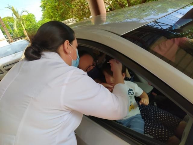 Cobertura de vacinação contra poliomielite aumentou, mas ainda está longe da meta preconizada pelo Ministério da Saúde