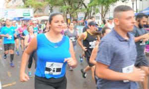 Corrida de Rua teve última etapa do ano no sábado em Campo Mourão