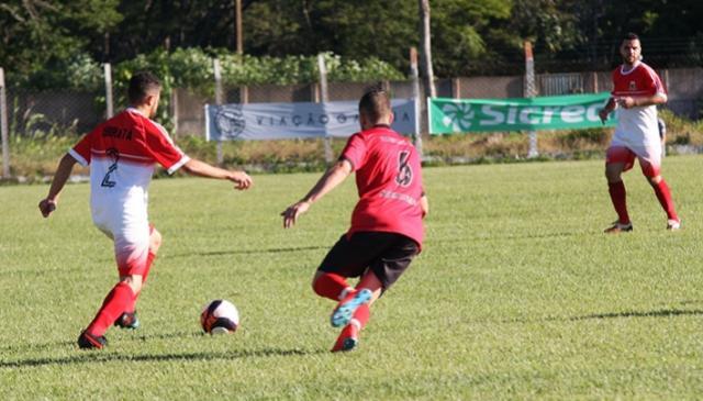 Em Campo Mourão 8ª rodada da Copa Comcam/Sicredi teve  saldo de 21 gols; veja como ficou a classificação