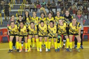 Futsal feminino:A.F.F.A.C/Assis Chateaubriand perde a segunda em casa