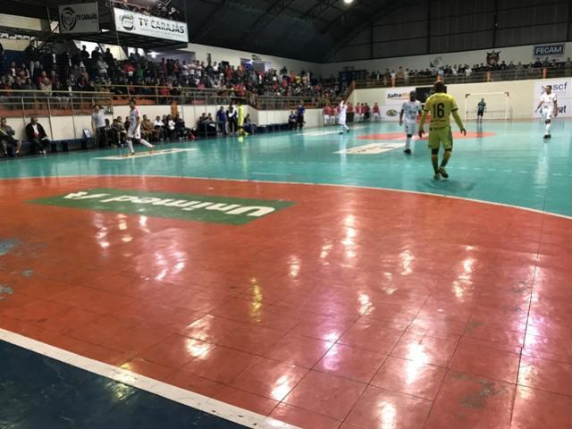 JOGÃO DE BOLA: ACMF empata com atual campeão paranaense!