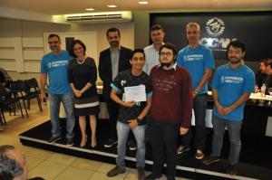 Vencedores do Empreende Week receberam premiação em Campo Mourão