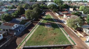 Conjunto Milton Luiz Pereira em Campo Mourão ganha praça com Academia da Terceira Idade