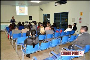 Prefeitura de Farol realiza palestra sobre liderança e motivação