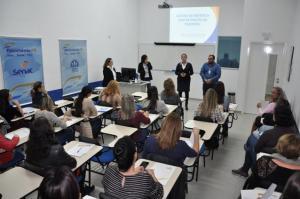 Cmeg, Senac, Sindicam e Fecomércio realizam curso em Campo Mourão