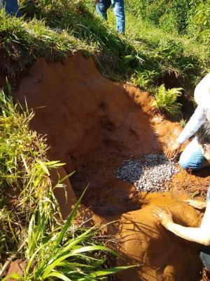 Programa estadual Microbacias realiza proteção de nascentes em Iretama