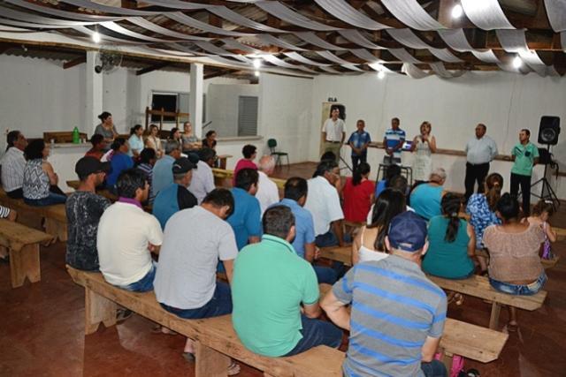Prefeitura de Farol realiza prestação de contas em Martinópolis