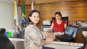 Prefeitura de Farol firma parceria com a Universidade UNIP