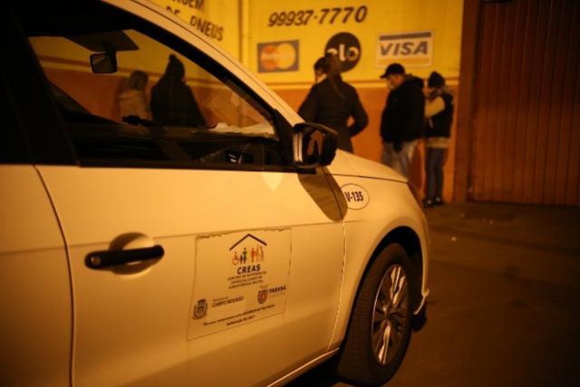 Maioria dos moradores de rua em Campo Mourão não aceitam acolhimento