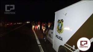 Oficial de justiça de Campo Mourão morre em acidente na PR 487 entre Luiziânia e Iretama
