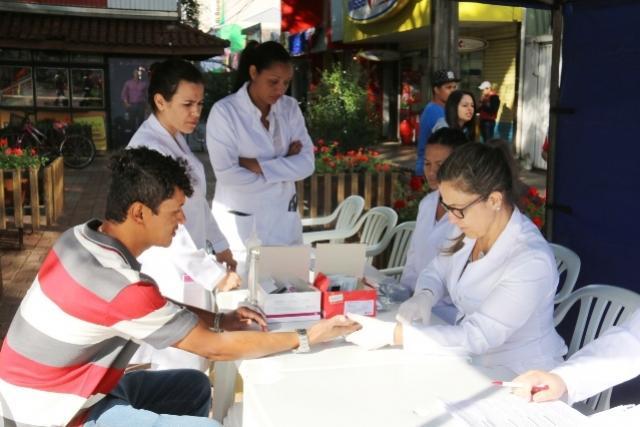 Unidades de Saúde em Campo Mourão estarão abertas neste sábado para três campanhas