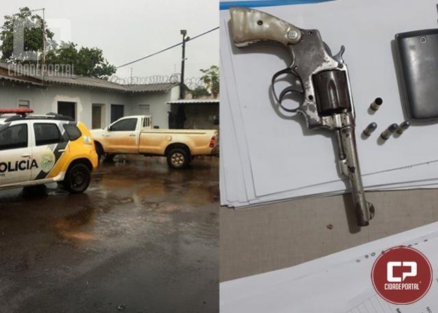 Polícia Militar recupera caminhonete roubada em Campina da Lagoa