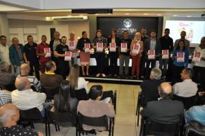 Acicam entrega prêmios e lança campanha do Dia dos Namorados em Campo Mourão