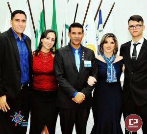 O Goioerense, Gerson José Batista assume a presidência do Rotary Club Gralha Azul em Campo Mourão