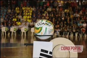Secretário de Esportes do Paraná, Douglas Fabrício  prestigia final da Copa Coamo em Campo Mourão