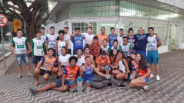 Atletismo mourãoense conquista 35 medalhas no Campeonato Paranaense
