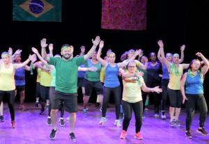 Mostra de Talentos do Campo Mourão + Ativa foi realizada no final de semana